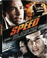 Speed / Speed 2 [New Blu-ray] 2 Pack, Ac-3/Dolby Digital, Dolby, Digit