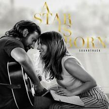 "A Star Is Born ""Soundtrack""  - NEW CD (sealed)   Lady Gaga  Bradley Cooper"
