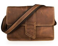 Leather message bags-Cross body bags-iPad