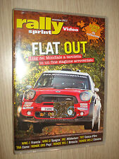 DVD FLAT OUT RALLY SPRINT VIDÉO SUPER DE COLLECTION 2011 LA GRANDE UNE TABLETTE