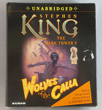 Wolves of the Calla by Stephen King (2003, CD, Unabridged)