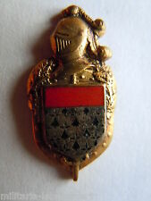 Insigne boutonnière GENDARMERIE NATIONALE N°19  ORIGINAL 22 mm