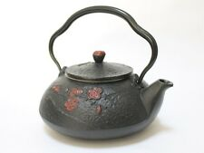 Japanese Cast Iron Tea Pot - Toun -
