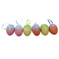 New Christmas Tree Decor Froth Easter Egg Hanging Easter Toy Ornament FM