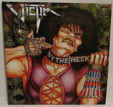 Victim By The Neck LP Vinyl Record new 300 copies USA power traditional metal
