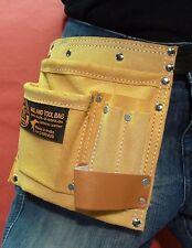 Kinder Werkzeuggürtel Werkzeugtasche aus ECHT - LEDER von Corvus          600092