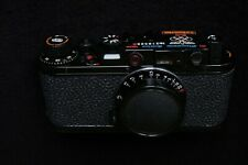 Leica ll  / Elmar 3.5/50 mm. (Black) copy