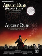 August Rush (August Rush) (piano solo); Mancina arr. Metzger, ALFRED - 29201