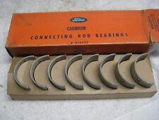 99A-6211-E .010 ID & .004 OD Rod Bearings 1946 1947 1948 Ford 100HP  V-8