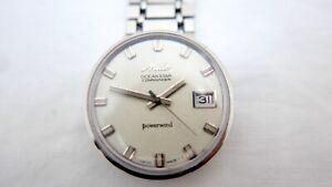 Mido Ocean Star Commander - Vintage Automatic Wristwatch - Powerwind