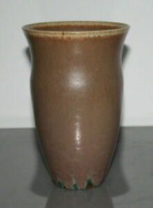 Keramik, Steinzeug, Auguste Delaherche, Frankreich, Jugendstil, Laufglasur, rar
