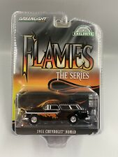 1:64 Greenlight Chevrolet Nomad 1955 Flames The Series #30117