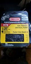 """Oregon chainsaw chain 20"""" H78"""
