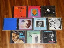 Stan Kenton – raccolta – 10 CD – One Night Stand – Sketches on standard