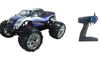 RC Monstertruck Planet PRO M 1:8  4WD Brushless 2,4 GHZ Komplettset NEU