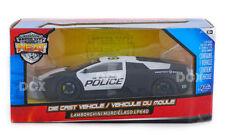 Lamborghini Murcielago LP640 Police 1:24 Scale (Black/White)