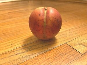 Marble Peach Fruit 2.5 inches