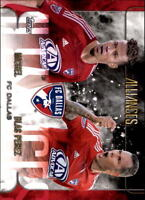 2015 Topps Apex MLS Soccer Insert/Parallel Singles (Pick Your Cards)