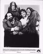 """Tony Danza & Danny De Vito in """"Going Ape"""" 8X10 Vintage Movie Still"""