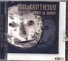 FABIO DI BIAGIO - Mr. Xanthous - CD 2009 NEAR MINT CONDITION