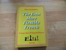The even more flexible French by GM viktor Moskalenko article neuf 2015 Nic