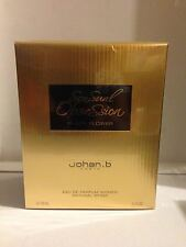 Sensual Obsession Black Flower By Johan B for Women EDP Spray 3.4 oz New In Box