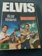 Blue Hawaii Roustabout 2 Movie Elvis DVD R4 New/