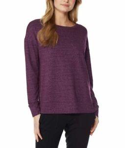 32 Degrees Ladies Fleece Pullover - strawberry(purple) -XS, M, L, 70-A.2