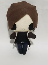Resident Evil 4 Leon Inspired Plush Chibi Kawaii Cute