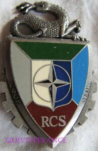IN9852 - INSIGNE Régiment de Commandement et Soutien, D.M.N.S.E, S.F.O.R.