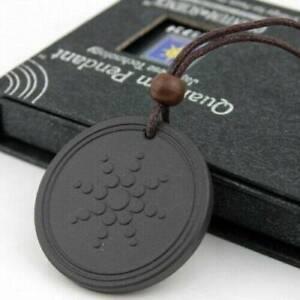 Energy Scalar Energy Quantum Pendant Necklace Neg Negative Ions Protection Sale