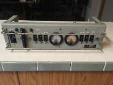 VINTAGE TELETYPE POWER DISTRIBUTION PANEL - SB-3358/GRC - by ATACS CORPORATION