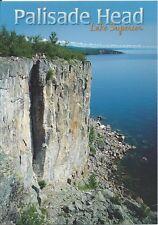 Postcard Minnesota MN Lake Superior Palisade Head North Shore Shovel Point MINT