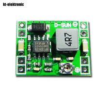 Mini Step Down Spannungsregler Modul 2A 1.5-28V einstellbar MP1584 ähnl. LM2596