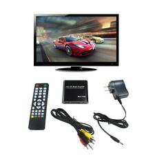 AGPT HD Multi TV Media Player Full 1080P Digital With HDMI AV SD MMC MKV AVI JJ