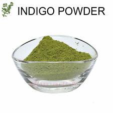 Indigo Powder ( Indigoferra Tinctoria ) for Black Hair Dye 100% Natural