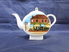 Regency Ceramic Miniature Tea Pot Groceries Shop Design.