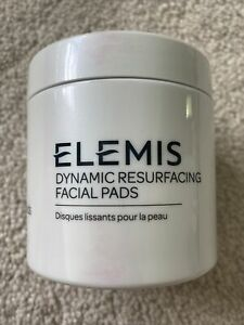 ELEMIS DYNAMIC RESURFACING FACIAL PADS  (Sealed-Full Size-60 Count)