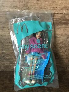 McDonald's Happy Meal My Scene Series  #3 Madison Beach Party - Sealed Package