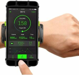VUP Cell Phone Holder Wristband for iPhone Xs Max/XS/XR/X/6S/7/8 Plus,...