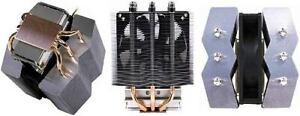 Scythe Mine Cooler Tower Wave Stack Fin CPU Cooler AMD Intel LGA Dual Core AWSF