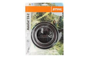GENUINE STIHL AUTOCUT HEAD C5-2 C6-2 40067102126 - FS38, FS40, FS45, FS46, FS50
