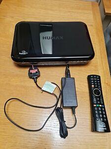 Humax HDR-1000S 500GB DVR Freesat
