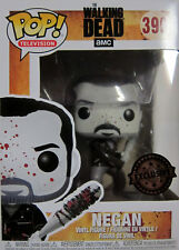 THE WALKING DEAD Negan - Limited Black & White Bloody Edition - Funko Pop!