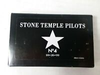 "Stone Temple Pilots ""Down & No Way Out"" Promo Cassette tape 1999"