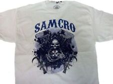 Sons Of Anarchy Samcro Hungry Reaper Soa Biker Shirt L