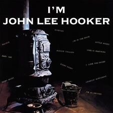 CD I'M JOHN LEE HOOKER DIMPLES HOBO BLUES MAUDIE BABY LEE EVERY NIGHT LITTLE WHE