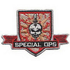 VERY extremely RARE Call of Duty XP 2011 MW3 patch SPECIAL OPS BADGE FREE SH!!!