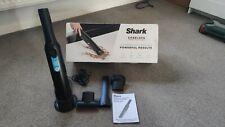 Shark Cordless Handheld Portable Compact Powerful Vacuum Cleaner WV200UKCO