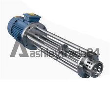 High Shear Mixer 2.2KW Disperser Emulsifier Emulsifying Machine BRH1-100 Head